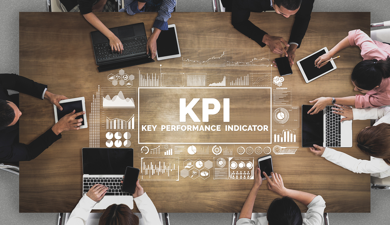 financial reporting kpis